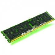 Memorie Kingston ValueRAM 16GB (1x16GB) DDR3 ECC Registered, 1600MHz, PC3-12800, CL11, KVR16R11D4/16