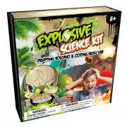 Explosive Science Kit: Erupting Volcano + Oozing Skull Lab