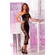 Dress lung Spender negru OS