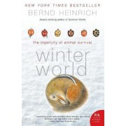 Winter World: The Ingenuity of Animal Survivor by Bernd Heinrich