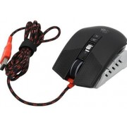Mouse A4Tech Bloody Gaming T50 Winner (Negru/Argintiu)
