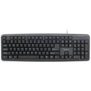 Tastatura Gembird KB-U-103 (Neagra)