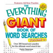 The Everything Giant Book of Word Searches: Volume II by Charles Timmerman