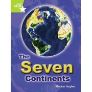 Rigby Star Guided Quest Plus Lime Level: the Seven Continents Pupil Book (Single)
