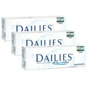 Focus Dailies All Day Comfort Toric (90 lentile)