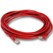 Linkbasic 5 Meter UTP Cat5e Patch Cable Red