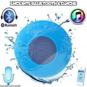 Enceinte Bluetooth étanche avec ventouse