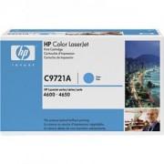 Тонер касета за Hewlett Packard CLJ 4600,4600dn, синя (C9721A)