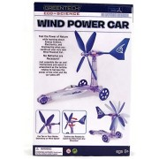 Greentech Eco-Science Wind Power Car Beginner Science Kit