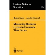 Measuring Business Cycles in Economic Time Series by Regina Kaiser