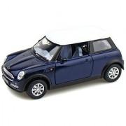 Kinsmart Mini Cooper (Blue)