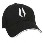 Peregrine Logo Cap Universal Fit - Nero/Bianco