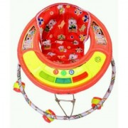 Best Quality Baby Walker_miusical_red