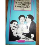 Memoires D'un Amant Lamentable
