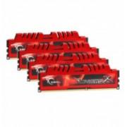 G.Skill 32 GB DDR3-RAM - 1333MHz - (F3-10666CL9Q-32GBX) G.Skill RipjawsX Series CL9