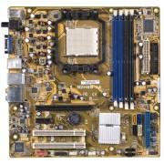 Placa de Baza Second Hand Asus M2N68-LA Socket AM2 DDR2 Mx.8 GB Audio si Video Integrat