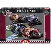 Puzzles Educa - Puzzle con diseño Motogp 2014-15, 500 piezas (16326)