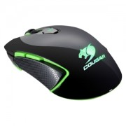 Mouse Cougar 450M Black