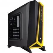 Carcasa Corsair Carbide Series SPEC-ALPHA Black Yellow