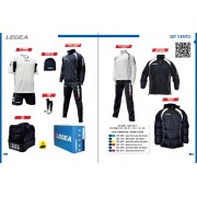 Legea - Set Completo Calcio Vento