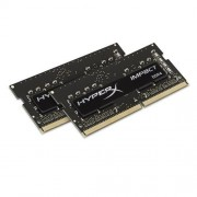 Kingston 8GB DDR4-2400MHz SODIMM CL14 HyperX Impact, 2x4GB