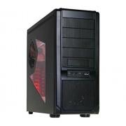 Xigmatek MIDGARD-W Case per PC, Nero