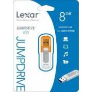 USB Flash Drive Lexar JumpDrive V10 8GB USB 2.0
