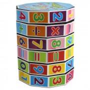 Infantil Rotacion Educativo Conde Cubo Digital Toy - multicolora