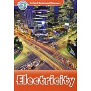 Oxford Read and Discover: Level 2: Electricity Audio CD Pack