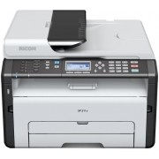 Multifunctional Ricoh SP 211SF, laser alb-negru, Fax, A4, 22 ppm