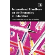 International Handbook on the Economics of Education by Geraint Johnes