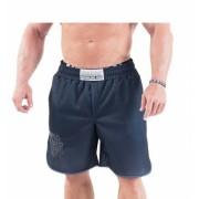 HardCore Fitness šortky 302 čierne - NEBBIA