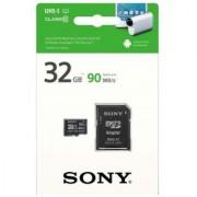 SONY 32 GB MicroSDHC 32GB Memory Card Class10 SR-32UY3A 90 MB/s