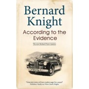 According to the Evidence by Bernard Knight