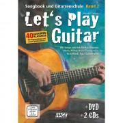 Hage Musikverlag - Let's Play Guitar 2