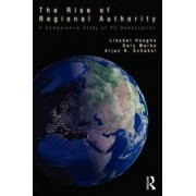The Rise of Regional Authority by Liesbet Hooghe