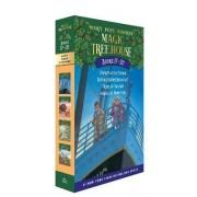 Magic Tree House Volumes 17-20 by Mary Pope Osborne