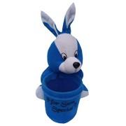 Aparshi Rabbit Stuffed Toy pen holder -18 cm