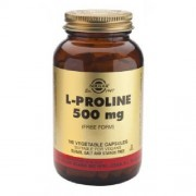L-Proline 500mg 100cps Solgar