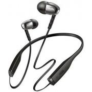 Casti Stereo Philips SHB5950BK, Bluetooth (Negru)