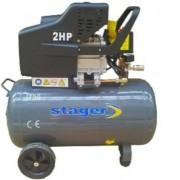 Compresor Stager HM2050B 50L 8bar