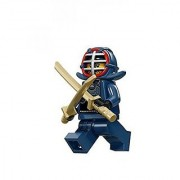 LEGO Series 15 Collectible Minifigure 71011 - Kendo Fighter