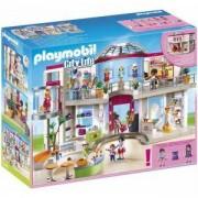 Комплект Плеймобил 5485 - Мол с оборудване - Playmobil, 290971