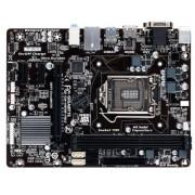 Gigabyte GA-H81M-HD2 Intel H81 Socket H3 (LGA 1150) Micro ATX carte mère - cartes mères (DIMM, DDR3-SDRAM, Dual, Intel, Celeron, Core i3, Core i5, Core i7, Pentium, Socket H3 (LGA 1150))