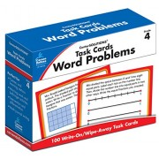 Task Cards: Word Problems Grade 4 Board Game