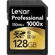Card de memorie Lexar 1000x SDXC 128GB UHS-II