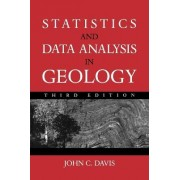 Statistics and Data Analysis in Geology by John C. Davis