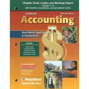 Glencoe Accounting: Chapter Study Guides and Working Papers by McGraw-Hill Education
