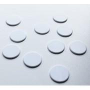 Spel Fiches 22mm Wit (10 stuks)