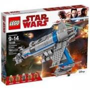 Конструктор ЛЕГО СТАР УОРС - Бомбардировач на Съпротивата, LEGO Star Wars, 75188